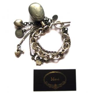 Mawi charm bracelet