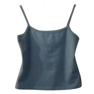 Calvin Klein Jeans blue top