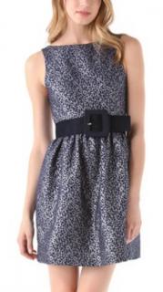 Alice + Olivia Lillyanne Sleeveless Mini Dress