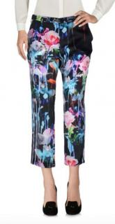 Emporio Armani 100% Silk dress pants