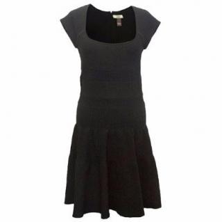 Issa Black Skater Dress