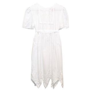 Stella McCartney for Gap Kids White Dress