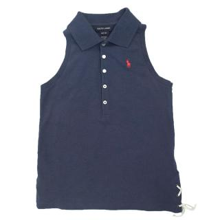 Ralph Lauren Kids Navy Vest