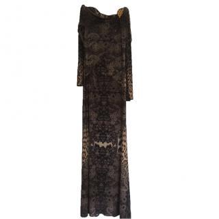 Roberto Cavalli Gown