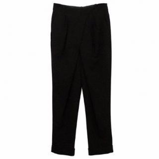Girogio Armani Black Trousers