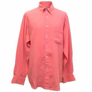 Vilebrequin Pink Linen Shirt