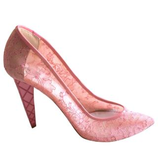Victor&Rolf lace shoes