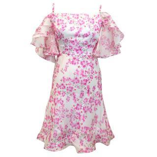 Bambah Orchid Dress