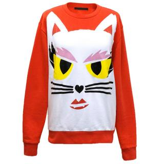 Margo Choupette Face Sweater