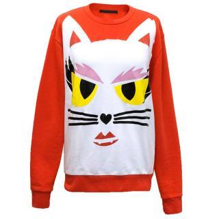 Margo Choupette Face Sweater