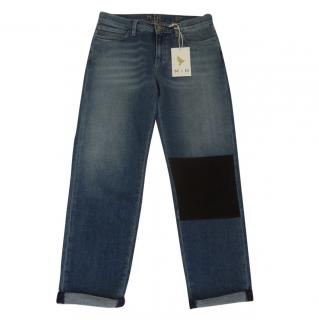 MIH Phoebe with Patch Jeans