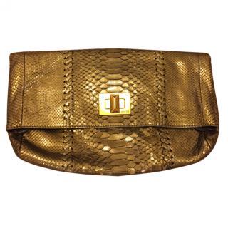 Pucci Python Clutch bag