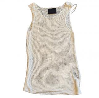 Brand new Gestuz vest top
