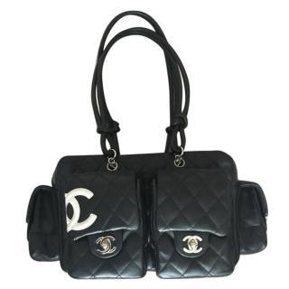 Chanel Cambon Reporter Handbag