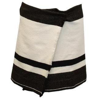 Isabel Marant Tie Around Wool Skirt