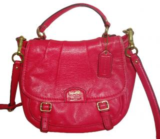 Coach Madison Annabelle Pink Cross Body Bag