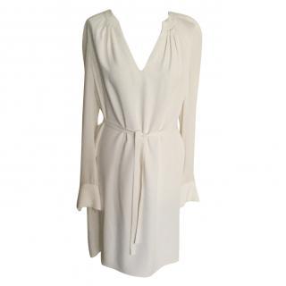 Joseph White Dress