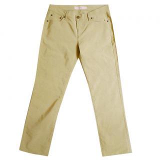 Valentino Beige Trousers