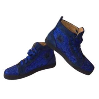 Christian Louboutin Unisex Swarovski Strass Sneaker