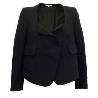 Carven black wool jacket