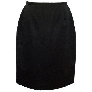 Classique Enttier black pencil skirt