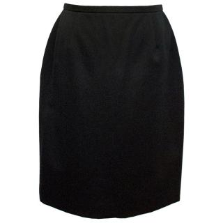 Classique Enttier black pencil skirt