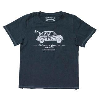 Vintage Child t-shirt with car logo.