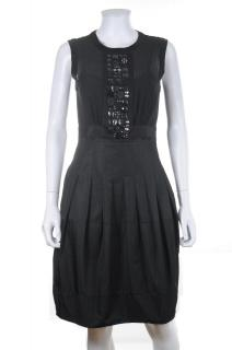 BCBG Max Azria Embellished Dress
