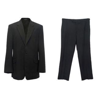 Paul Smith Black Trouser Suit