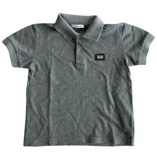 Dolce & Gabbana Grey Iconic T Shirt