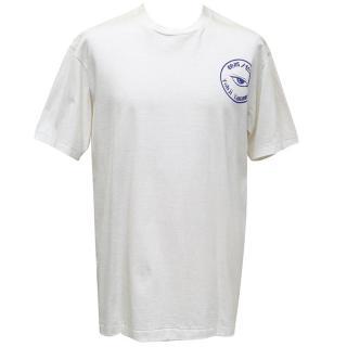 Yohji Yamamoto Eye logo T-shirt
