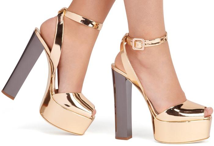 4ff38695f0 Guiseppe Zanotti Betty Platform Sandals | HEWI London