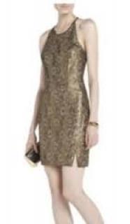 BCBG MAX AZRIA Tenya Lace Cocktail Dress