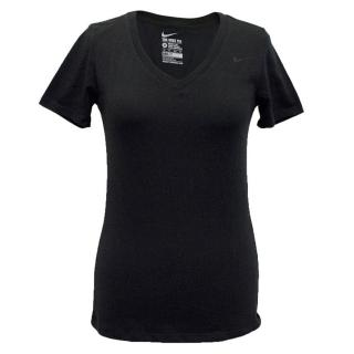 Nike Black Athletic Cut T-Shirt