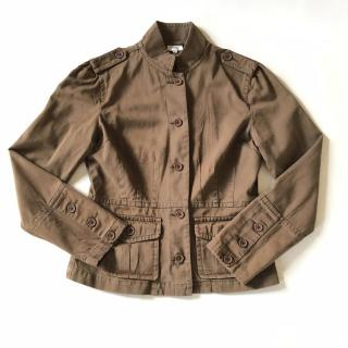 Essentiel cotton jacket safari style