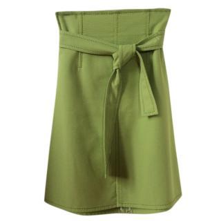 Louis Vuitton high waisted skirt