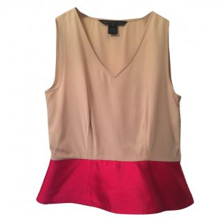 Marc by Marc Jacobs Peplum Top