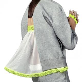 Nike lab Sacai top and pants