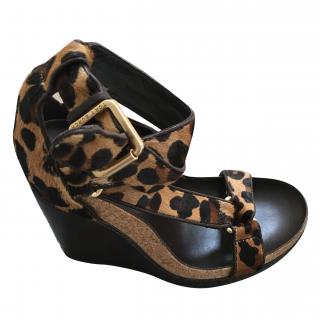 Tory burch Brenden Wedges