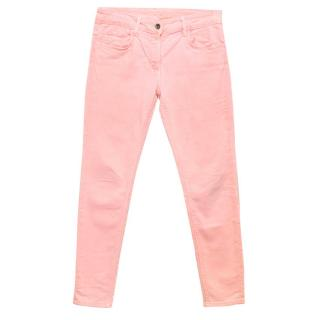 Sandro Pink Skinny Jeans