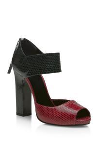 Pierre Hardy watersnake sandals size 40