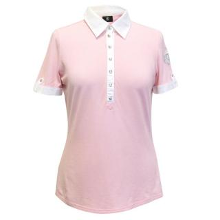 Bogner Pink Polo Shirt