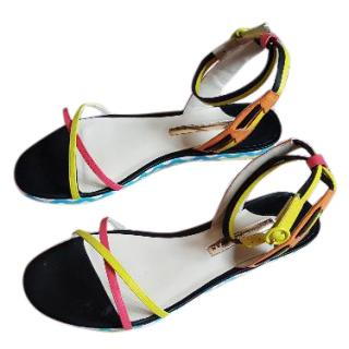 NEW SALE Sophia Webster Luca leather sandals RRP �220