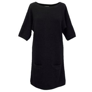 Chloe black sweater dress