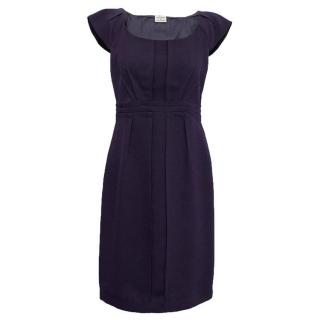 Philosophy Alberta Ferretti purple dress