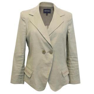 Armani Jeans khaki jacket