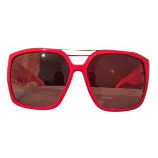GianFranco Ferre RED-sunglasses