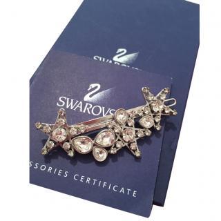 Swarovski hair clip