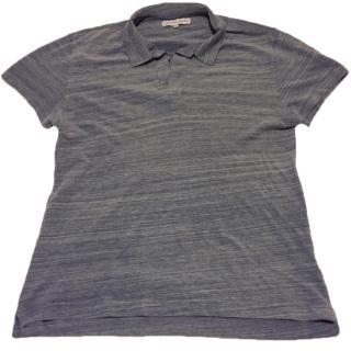 Orlebar Brown Blue Classic Polo Shirt RRP �85.