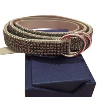 Swarovski belt